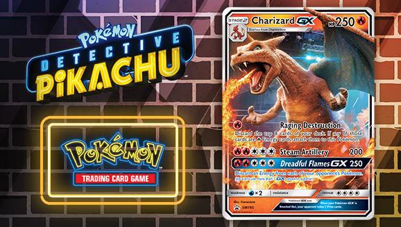 Pokemon Karten Gx Pikachu.A Sneak Peek At Pokemon Detective Pikachu Products Pokemon Com