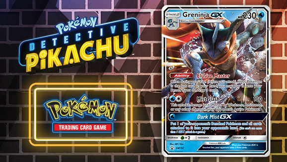 Brand New Pokemon Tcg Detective Pikachu Booster Pack Launches