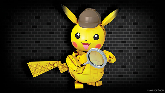 A Sneak Peek at POKÉMON Detective Pikachu Products