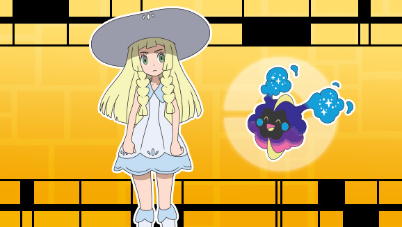 Trainer Spotlight Lillie Pokemon