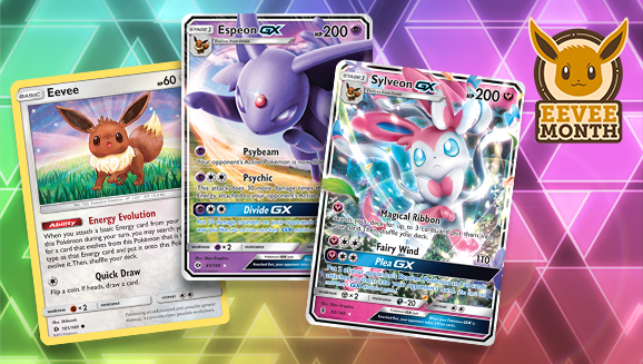 664f4241 Eevee and Company's Prize-Winning Pokémon TCG Cards | Pokemon.com