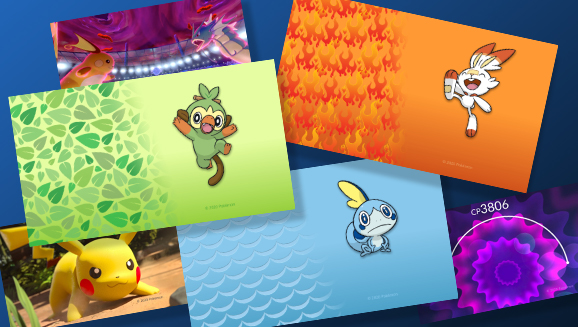 Pokemon Virtual Backgrounds Pokemon Com