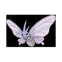 Venomoth(摩魯蛾)