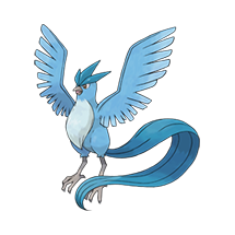 Articuno(急凍鳥)