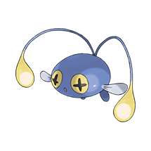 Chinchou( 燈籠魚)