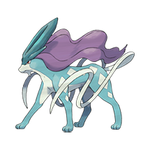 Suicune(水君)