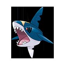Sharpedo( 巨牙鯊)