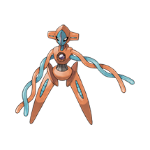 Deoxys-Attack(代歐奇希斯-Attack)