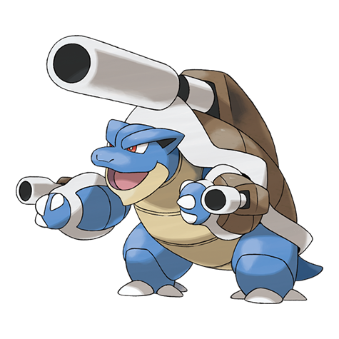 Mega Blastoise
