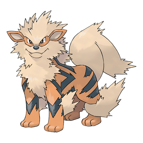 Arcanine Pokedex