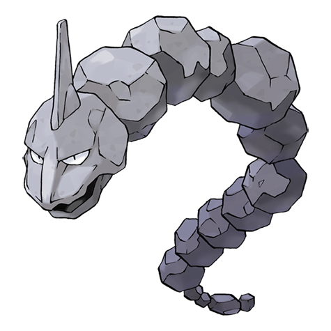 Image result for pokemon onix