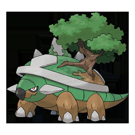 Chelterrar pok dex for Boden pokemon
