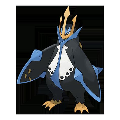 Resultado de imagem para Empoleon pokemon