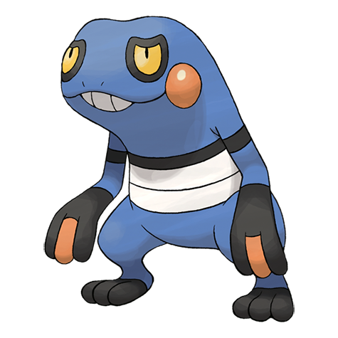 pokemon toxicroak