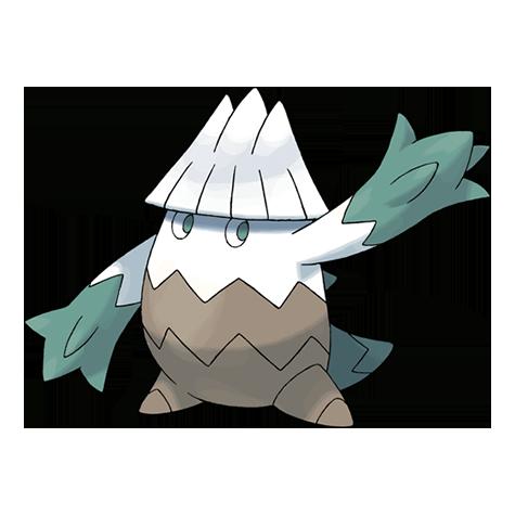 Pokemon Snover Evolution Images | Pokemon Images