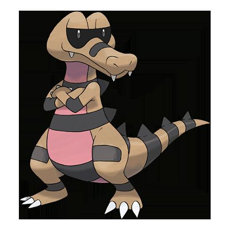 Rokkaiman pok dex for Boden pokemon