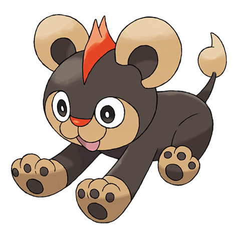 Litleo Pokedex