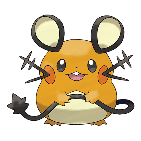 pokemon electric mouse