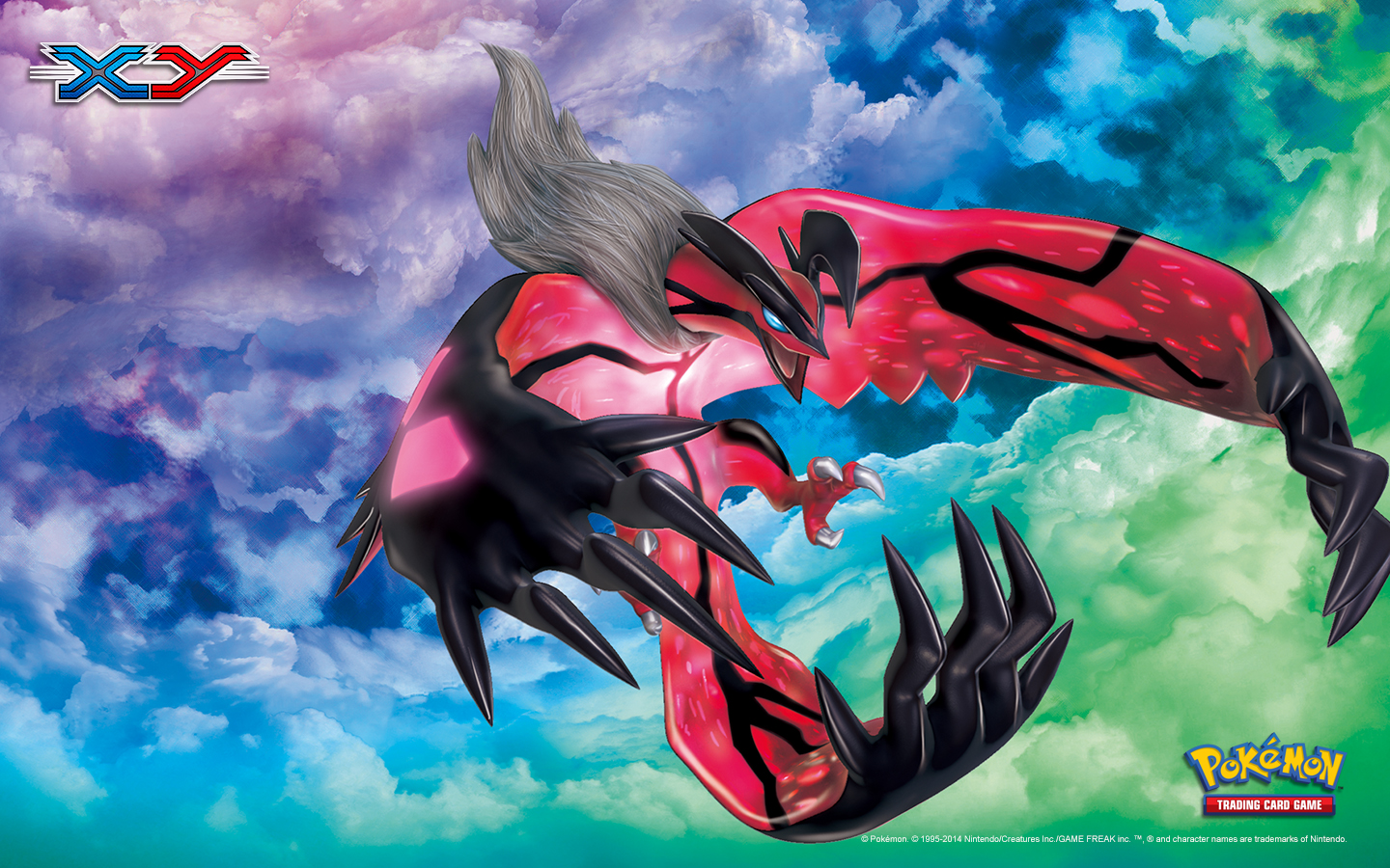 Yveltal Iphone Wallpaper The Official Po...