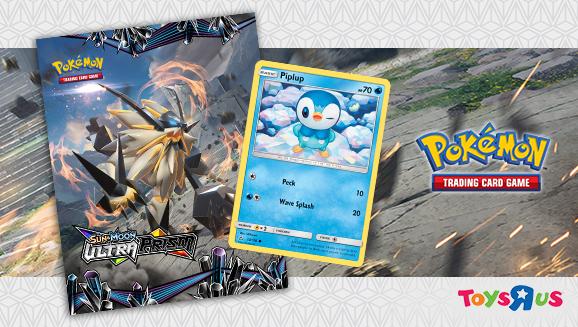 Get Ultra Prism Goodies At Toys R Us Pokemon Com