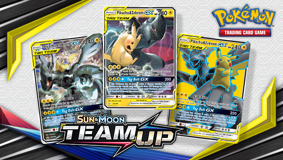 The Art Of Tag Team Cards Pokemon Com