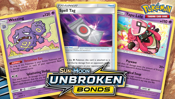 Sun & Moon—Unbroken Bonds Deck Tips: Weezing | Pokemon com