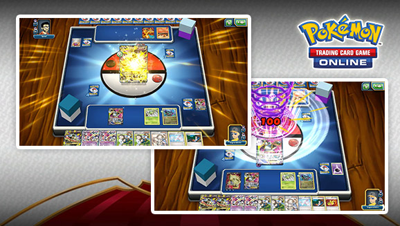 Pokemon trading online