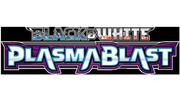 Black & White—Plasma Blast