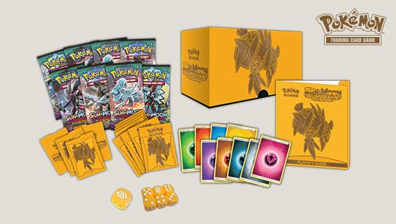 Pokémon TCG: Sun & Moon—Guardians Rising Elite Trainer Box | Pokemon.com