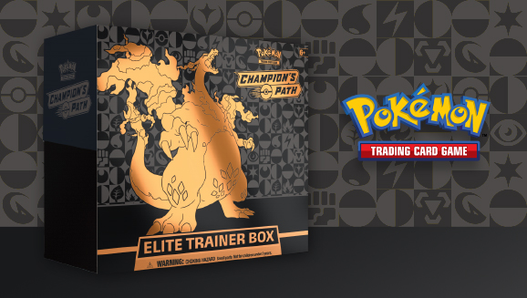 Pokemons Champions Path Booster Packs