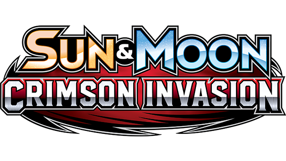 Sun & Moon—Crimson Invasion