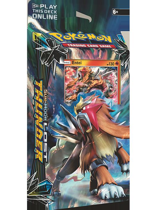 Theme Decks Sun Amp Moon Lost Thunder Trading Card Game