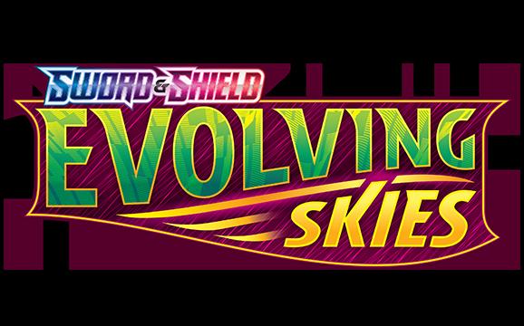 Sword & Shield—Evolving Skies