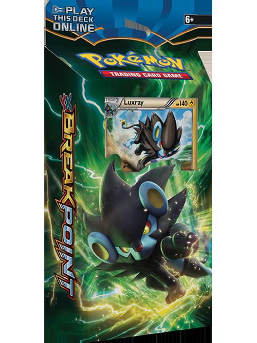 Theme Decks Xy Breakpoint Trading Card Game Pokemon Com