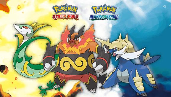 Three Stars of Unova! | Pokemon.com