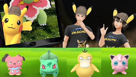 Detective Pikachu Sleuths Into Pokemon Go Pokemon Com