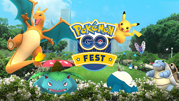 Pokemon Go Fest Challenges