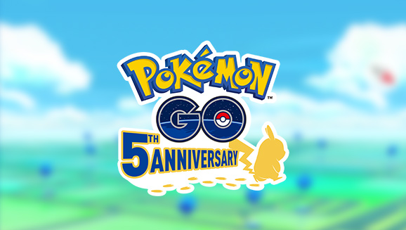 Pokémon GO's Fifth-Anniversary Event Features Shiny Darumaka and More |  Pokemon.com