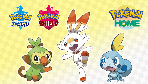 Get Grookey Scorbunny And Sobble With Hidden Abilities Through Pokemon Home Pokemon Com Grookey è simile ad una piccola scimmia prevalentemente di colore verde chiaro. sobble with hidden abilities through