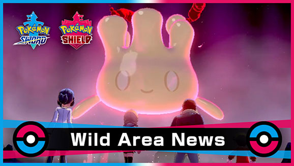 A Milcery With Rare Sweets In Pokemon Sword And Pokemon Shield Max