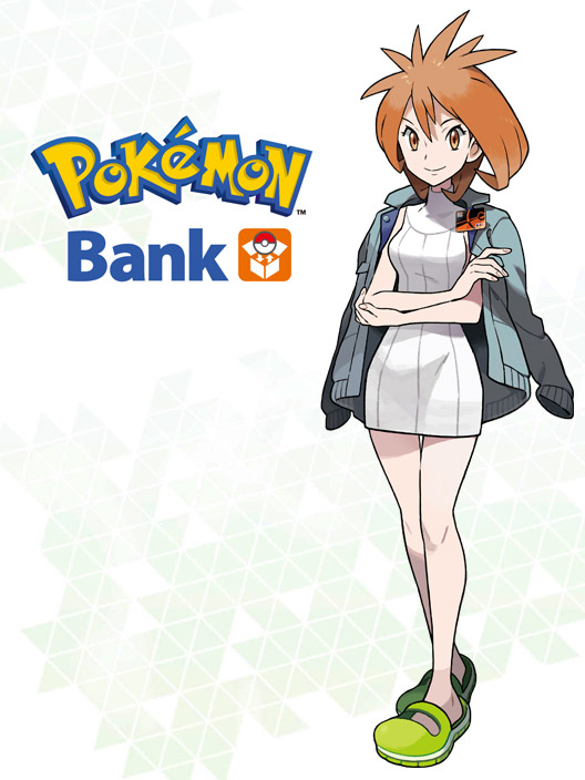 how to set up pokemon bank