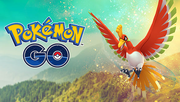 ho oh rises from the ashes in pokémon go pokemon com
