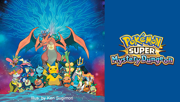 Pokémon Super Mystery Dungeon   Pokémon Video Games