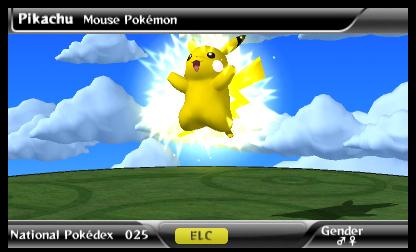 Pokédex 3D Pro Pikachu