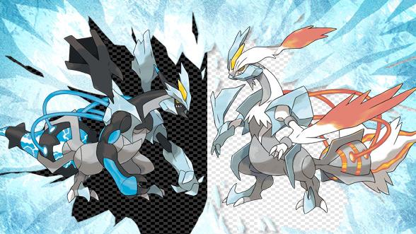 Pokemon black and white 2 pokemon