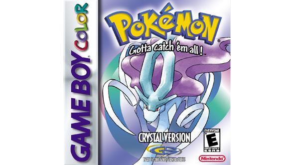 Pokémon Crystal Version   Video Games & Apps
