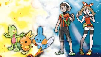 Three Stars of Unova!  Pokemon.com