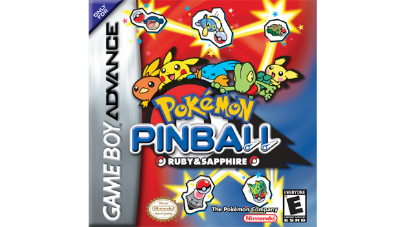 Pok 233 mon pinball ruby and sapphire pok 233 mon video games