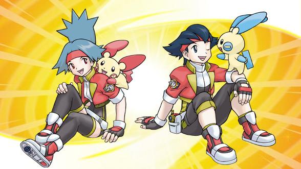 [Anime/Game do Mês] - Pokémon 1/2 Pokemon_ranger_main_169