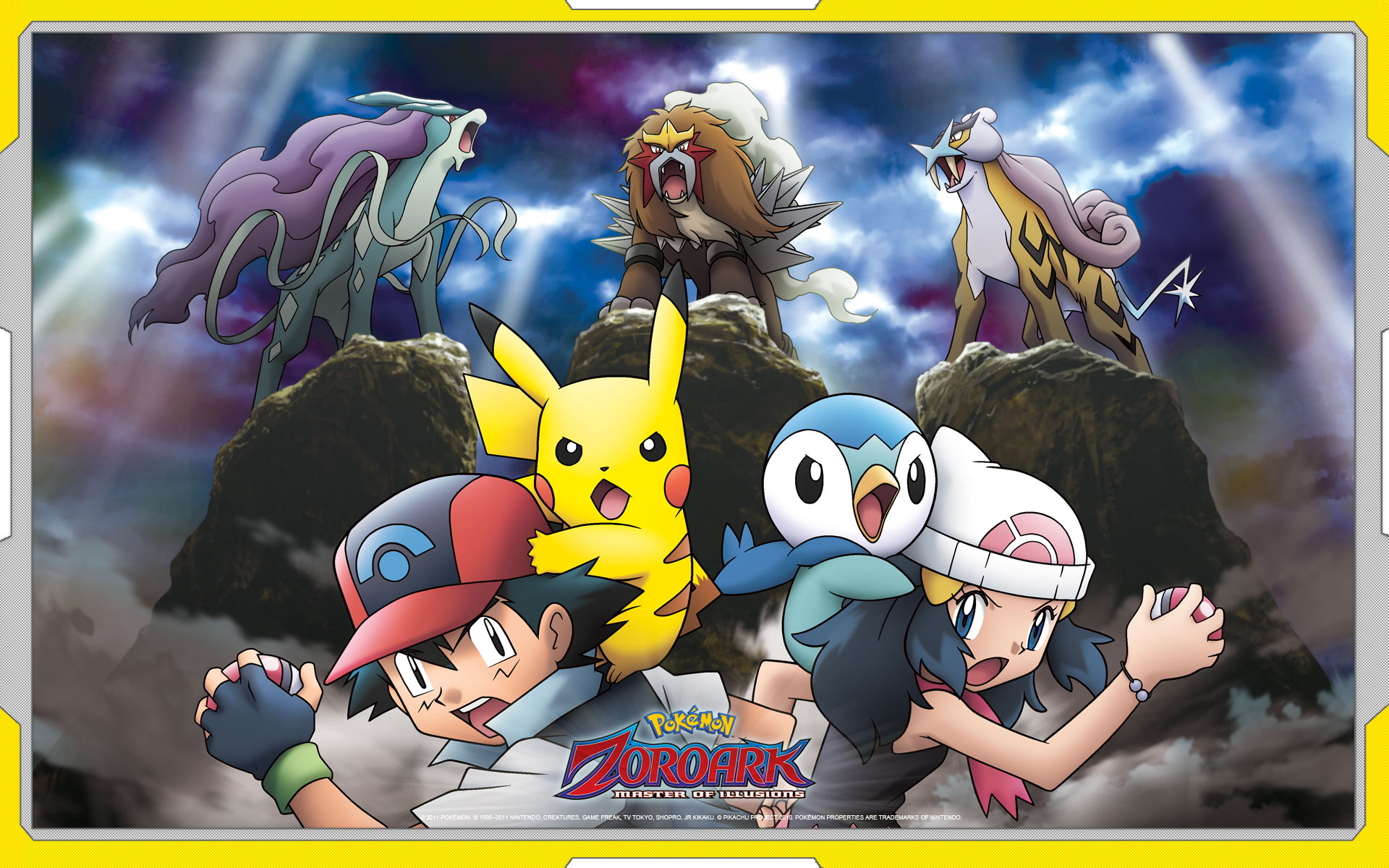 The ficial Pokémon Website